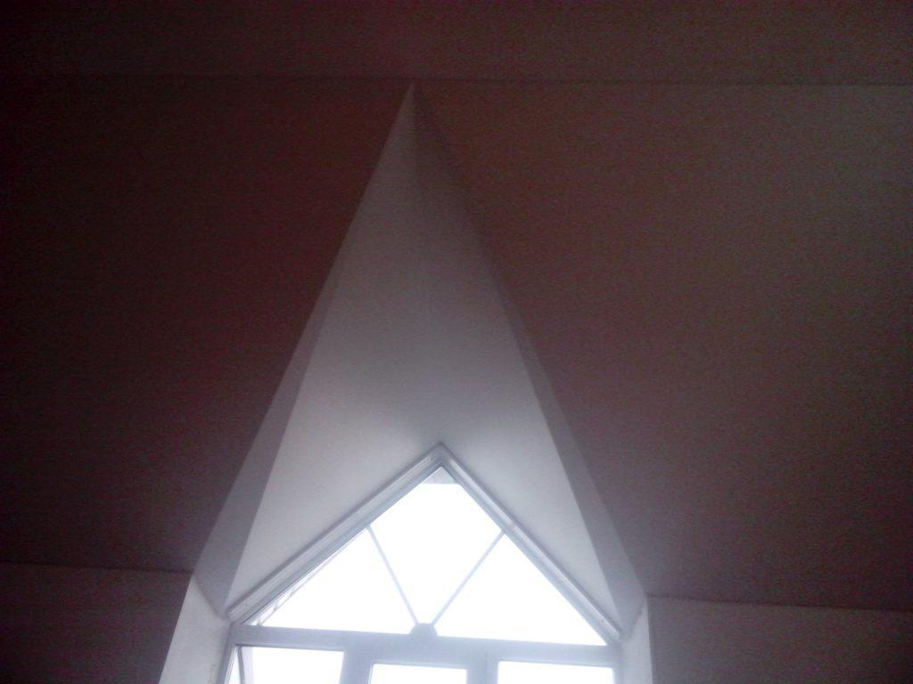 Натяжные потолки от Антона
